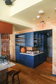 cabinets recessed modern classic spanish style comfy traditional meets trendy contemporary in mexican restaurant  fre
