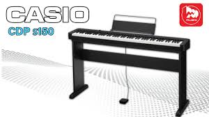 <b>Цифровое пианино CASIO</b> CDP-S150 - YouTube