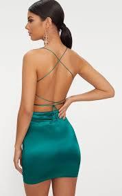 <b>Satin</b> Dresses | Silk Dresses UK | PrettyLittleThing