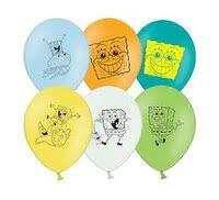 «<b>Букет</b> шаров HB Губка Боб в упаковке, Веселая Затея, Анаграм ...