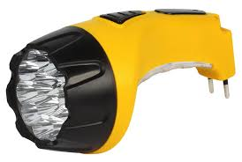Аккумуляторный светодиодный <b>фонарь</b> 7+<b>8 LED</b> с прямой ...