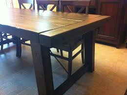 pottery barn style dining table: pottery barn style dining table made in hawaii