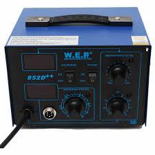 <b>Паяльная станция</b> W.E.P <b>852D++</b>