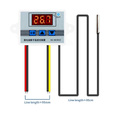 W88 110V 220V <b>Digital Thermostat Temperature Controller</b> ...
