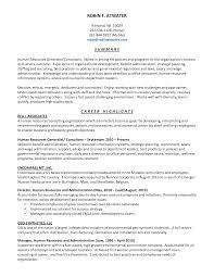 hr generalist resume sample cipanewsletter hr resume templates hr resume sample resume templates hr
