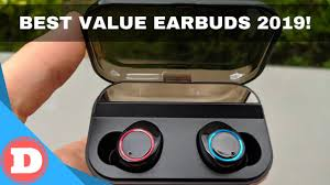 Mailiya <b>Bluetooth 5.0 Earbuds</b> Review - Best Value <b>Earbuds</b> 2019 ...