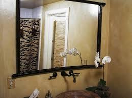 wood bathroom mirror digihome weathered: lowes bathroom mirror lights home design ideas