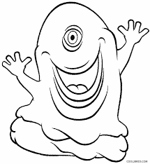 Small Picture Alien Coloring Pages ciespsantoscom