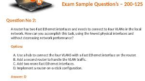 cisco real exam questions answers cisco 200 125 real exam questions answers
