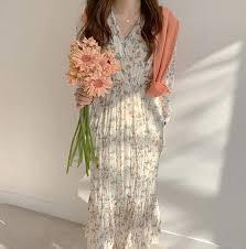 Top <b>Fashion</b> Trend <b>2021</b>: <b>Korean</b> Spring <b>Summer Dresses</b>
