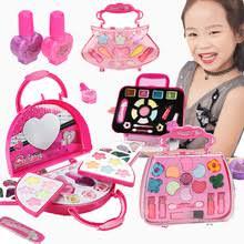 Модная Детская косметика <b>набор для макияжа</b> безопасный ...