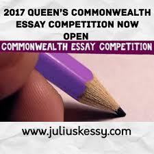 queen s commonwealth essay competition now open the queen s commonwealth essay competition 2017 is an international essay competition open for entries for young commonwealth citizens under or aged 18