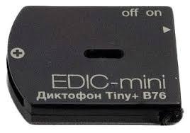 <b>Диктофон Edic</b>-<b>mini Tiny</b> + B76-150hq — купить по выгодной цене ...