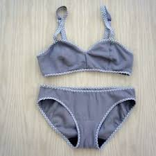 <b>Sexy</b> Women Girls <b>Bra</b> Set Underpants Spaghetti Strap <b>Wireless</b> ...