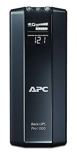 APC Back-UPS Pro 1000VA UPS Battery Backup ... - Amazon.com
