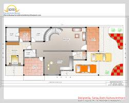 Duplex House Plan  Bedroom Duplex Floor Plans   n style home    Duplex House Plan  Bedroom Duplex Floor Plans
