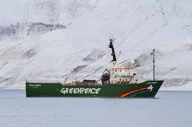 environmental and conservation movements the canadian encyclopedia greenpeace ship arctic sunrise
