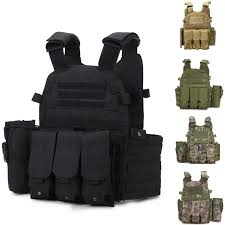 Detail Feedback Questions about New <b>6094 Tactical Vest</b> Airsoft ...