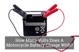 How Many Volts Does A <b>Motorcycle Battery</b> Charge With? Update ...