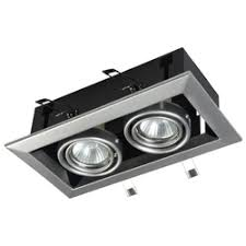 «Встраиваемый <b>светильник Maytoni DL008</b>-<b>2</b>-<b>02</b>-S <b>Metal</b> ...