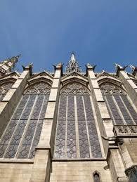 la sainte chapelle ile de la cite paris 4e chapelle de la sorbonne chappelle de la