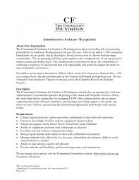 cover letter examples of receptionist resume examples of dental cover letter medical office receptionist resume medical no experienceexamples of receptionist resume large size
