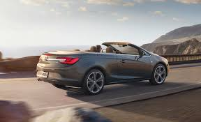 Twin City Buick 2016 Buick Cascada Is A Typical Case Of Rebadging Goes On Sale In