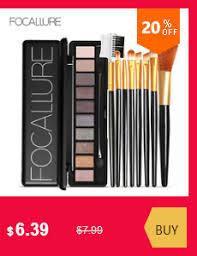 FOCALLURE <b>Hot Sales 6 Colors</b> Shimmer <b>Matte</b> Eyeshadow Easy ...