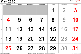 calendar uk bank holidays excel pdf word templates template 2 calendar 2015 landscape orientation large numerals