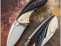 Кастомы: лучшие изображения (569) | Ножи, <b>Складные ножи</b> и ...
