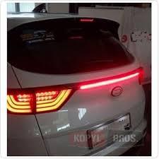 Kia Sportage KX5 Mk4 2015+ <b>LED вставка</b> фонарь
