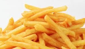 Kentang goreng  atau pun makanan yang digoreng dalam suhu tinggi mengandung acrylamide, yang dapat menyebabkan kanker