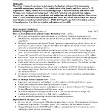 it resume no experience chronological resume sample emergency    best resume  indian resume samples in word format it sample resumes resume samples for experienced