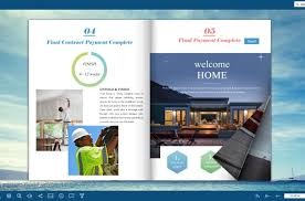 brochure maker no coding solution for digital brochure real estate brochure middot company brochure demo