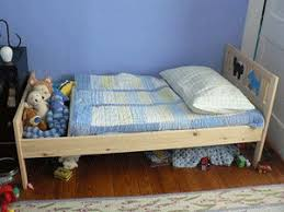 girls room playful bedroom furniture kids: money saving toy box and kids storage beds design idea from ikea hacker
