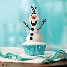 <b>Olaf</b> the Snowman Cupcakes | Wilton