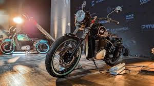 Kalashnikov reveals its latest collector's edition <b>electric motorcycle</b> ...