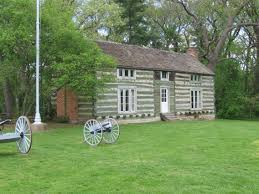 ulysses s grant exploring the past page  the hardscrabble log cabin as seen today at grant s farm photo credit national park