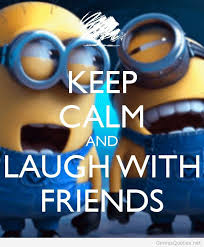 Minions Keep Calm Quotes