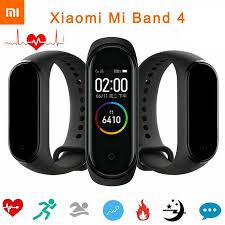 <b>Original NEW Xiaomi</b> Mi Band 4 Fitness Pedometer Heart Rate ...