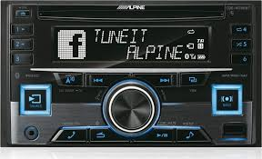 <b>Автомагнитола</b> CD <b>Alpine CDE</b>-<b>W296BT</b>