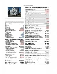 how to buy a small multifamily property a step by step case study investment calculator spreadsheet pdf for 1012 w marion st aberdeen 2
