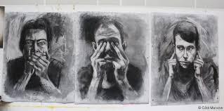 """Résultat de recherche d'images pour """"les 3 singe"""""""