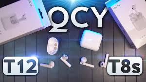 <b>QCY T12</b> или <b>QCY</b> T8S – Какие TWS <b>наушники</b> купить ...