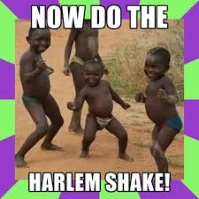 The Harlem Shake: Bringing it Back in Style - Funny Memes via Relatably.com