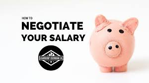how to negotiate your salary how to negotiate your salary