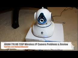 <b>JOOAN</b> 770 HD 720P <b>Wireless IP Camera</b> Problems & Review ...