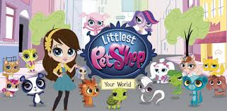 <b>Littlest Pet Shop</b> Your World - Apps on Google Play