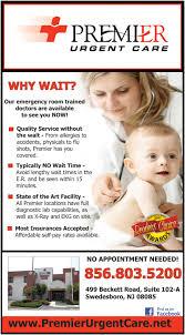 premier urgent care medical care facility swedesboro nj premier urgent care medical care facility swedesboro nj