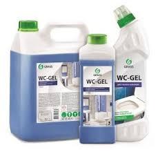 Купить <b>GraSS гель</b> для <b>чистки</b> сантехники WC-<b>gel</b> 1 л по низкой ...